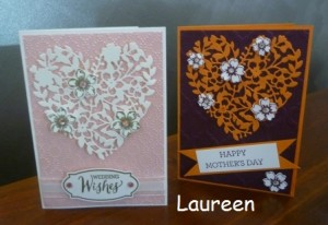 laureen's cards